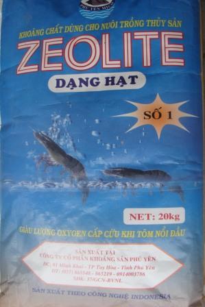 Zeolite hat